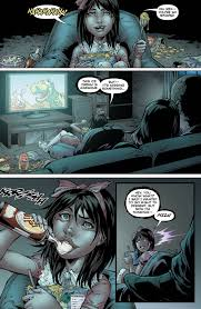 BLOODLINES 4 Page 1