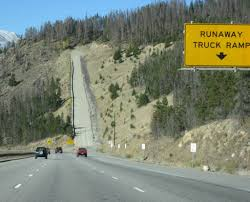 Система безопасности, о которой вы не знали: Runaway Truck Ramp ... Runaway Truck Ramp In Canada Stock Photo More Pictures Of 2015 Ahead Yellow Road Sign Image Semi Hauling Beer Rolls Off Cbs Denver Roaming Rita Ramps This Is Why Could Save Your Life Free Trial Bigstock Massachusetts Turnpike Eastbound In Ru Monarch Pass Windshield Wipers Were Flickr Stock Photo Breaks Pathway 74103964 Highway Warning Caution 2 Miles U S Students Watching The To