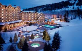 100 Luxury Hotels Utah Park City Resort SkiIn SkiOut Hotel Montage