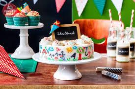 ideen zur einschulung erste klasse torte einschulung
