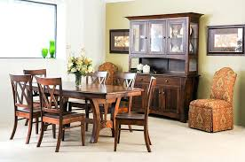 Dining Room Table Chairs Gather The Family Around This Magnificent Solid Maple With Two