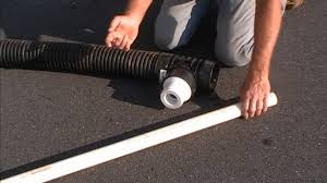 Perforated Drain Tile Sizes by Pvc Or Corrugated Pipe For French Drain Rug Designs