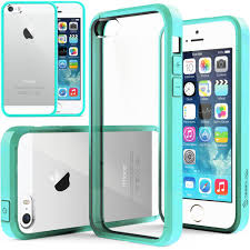 Caseology iPhone 5S case [Fusion] [Turquoise Mint]