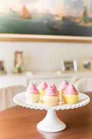 Lemon Cupcakes With Maggie