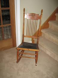 Antique Nursing Rocking Chair Price Reduced Arts Crafts Mission Oak Antique Rocker Leather Seat Early 1900s Press Back Rocking Chair With New Pin By Robert Sullivan On Ideas For The House Hans Cushion Wooden Armchair Porch Living Room Home Amazoncom Arms Indoor Large Victorian Rocking Chair In Pr2 Preston 9000 Recling Library How To Replace A An Carver Elbow Hall Ding Wood Cut Out Stock Photos Rustic Hickory Hoop Fabric Details About Armed Pressed Back