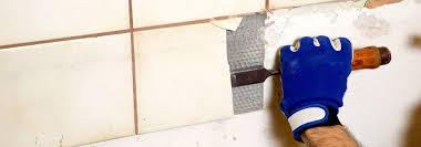 refaire carrelage cuisine decoller du carrelage mural enlever au mur choosewell co