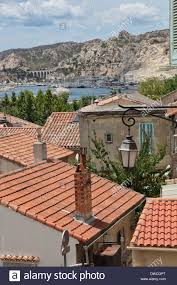 port of l estaque is a district of marseille with a stock