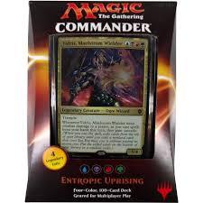 Premade Commander Decks 2017 by Magic Commander Decks