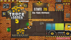 100 Truck Loader 10 5 Level 26 The Right Moment YouTube