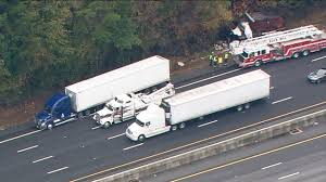I-77 ROCK HILL FATAL CRASH: Dump Truck Driver Killed After Multi ...