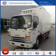 100 Freezer Truck Jac Food Transport VehicleMobile Refrigerator ContainerIcecream
