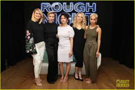 Halloweentown 2 Full Cast by Scarlett Johansson U0026 U0027rough Night U0027 Cast Share A Toast At Nyc Photo
