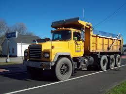 100 Used Tri Axle Dump Trucks Pike Industries Mack Tri Axle Dump Truck Adam Burdick Flickr