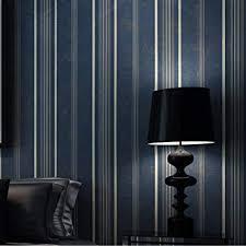 cllcr moderner minimalismus dunkelblaue vertikale streifen