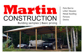 Pole Barns   Martin Construction   Eufaula Alabama Pole Barn Kits Decor References Custom Built Pole Barns Deep South Buildings Home Design Post Frame Building Kits For Great Garages And Sheds Metal Roofing Supplier Provides 3 Benefits Of A Barn Garden Fancy Red Roodtop Morton Alluring Surprising Exterior With Snazzy House Alabama Condointeriordesigncom Country Wide Adding Leanto To Homes