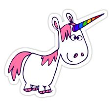 Cute Rainbow Cartoon Panda Tumblr Clipart Unicorn Clip Library