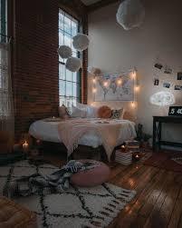 bohemian style ideen für schöne schlafzimmer dekor