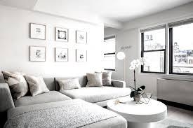 kleines wohnzimmer grosses sofa elegante einrichtung ideen