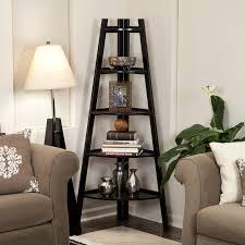 Living Room Corner Cabinet Ideas by Corner Shelves Living Room Furniture Right Combination Of Corner