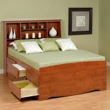 Queen Size Waterbed Headboards by Queen Size Bookcase Headboards Advice For Your Home Decoration