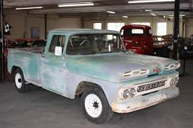 1961 Chevrolet Apache For Sale #2085097 - Hemmings Motor News 1961 Chevrolet Corvair Rampside Pickup S147 Salmon Brothers 1969 12ton Connors Motorcar Company Chevy C10 Short Bed Youtube New Used Cars Trucks Suvs At American Rated 49 On Home Farm Fresh Garage Apache For Sale Classiccarscom Cc1043884 Studebaker Champ Wikipedia Featured Of The Month Jim Carter Truck Parts Can 6266 Dual Side Molding Fit 6061 The 1947 Present C10 Cc1118649 Chevyparts South Africa