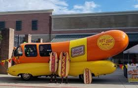 The Famous Oscar Mayer Wienermobile Is In Wichita | The Wichita Eagle