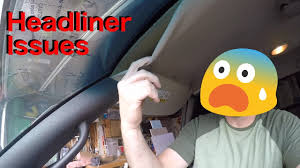 Truck/Car/Van Headliner Repair - Sagging, Separating, Tearing Away ... Moreinstalls 1959 Ford F100 Pickup Truck Restoration No4 Headliner Installation San Luis Auto Interiors Repairs Custom On The Lmc Chevygmc Headliner With Kevin Tetz 6772 C10 Ricks Upholstery 1956 Chevy Done By Varelas In Selma Ca For Car And Seats Carpet Headliners Door Panels P_sod_rat0003 Roadster Shop Interior Accsories Cluding Steering Wheels Gauge Covers Dash Vwvortexcom Caddy Headliner