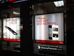 iPhone vs Android Renovated DC Verizon Store Says Which Phone is