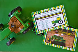 John Deere Room Decorating Ideas by John Deere Birthday Party Favor Ideas U2014 Criolla Brithday U0026 Wedding