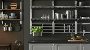 wandaufbewahrung küchenregale ikea schweiz