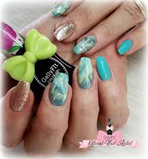 100 Nail Art 2011 GellyFit Training 20