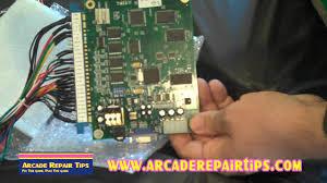 Galaga Arcade Cabinet Kit by Arcade Repair Tips Wiring An Arcade Cabinet Using The Jamma