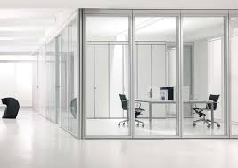 Demountable Partition Walls & Integrated Storage Cabinets