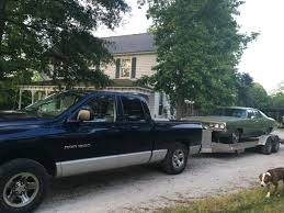 100 Blue Dodge Truck TOAL 2004 Ram 1500 The