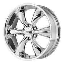 100 Chrome Truck Wheels 18 American Racing AR914 TT60 TRUCK Wheel 18x85 6x135 30mm
