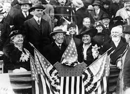 woodrow wilson cabinet members edith wilson america s president