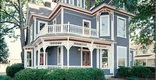 Porch Paint Colors Behr by Victorian And Tudor Style Paint Color Gallery Behr
