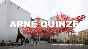 100 Arne Quinze Maruani Mercier