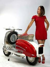 1359 Best Girls On Scooters Images Pinterest