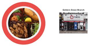 cuisine in japanese restaurant in golders green