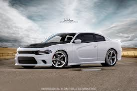 ArtStation 2015 Dodge Charger SRT Hellcat Coupe Abimelec Arellano