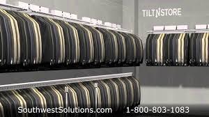Decorative Metal Garment Rack by High Capacity Clothing Racks Wall Mounted Garment Storage Youtube
