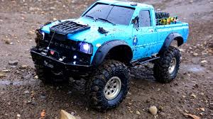 100 Rc Trucks Mudding 4x4 For Sale This Toyota Hilux RC Spinoff Is The Best Electric OffRoading Youll
