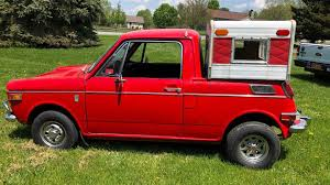 100 Pickup Truck Camper Is This Honda N600 The Worlds Smallest RV