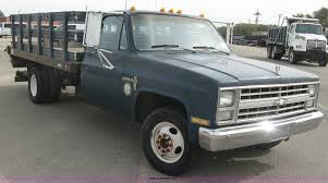 100 1988 Chevy Truck For Sale Chevrolet C30 Custom Deluxe Flatbed Pickup Truck Item