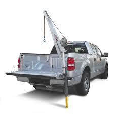 100 Pickup Truck Crane SpitzLift LKTRS700 Receiver Hitch Package W20