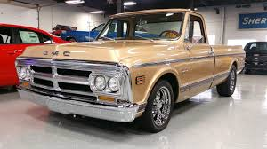 1969 GMC SIERRA GRANDE - COMPLETE RESTORED -350CI,PS,PB (SIMILAR TO C10)