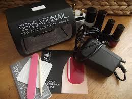 Sensationail Led Lamp Boots by Beauty In The Mirror Sensationail Gel Colours