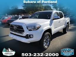 Toyota Tacoma Trucks For Sale In Portland, OR 97204 - Autotrader Truck And Commercial Vehicle Rental Trucks For Sale In Oregon 7 Smart Places To Find Food Used Military Vehicles You Can Buy The Drive Car Carriers 2012 Hino 258 Century Lcg 12 New Dodge For Sale Or Getautocom 1 Your Service Utility Crane Needs Classic Parts Come Portland Hot Rod Network Awesome Craigslist Cars And By Owner Seattle Free Finder From Mathews Ford Toledo Oh In Interiors Moving Vans Budget