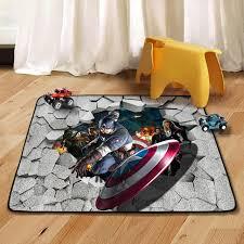 80x160cm baby playmat kid teppich non slip teppich